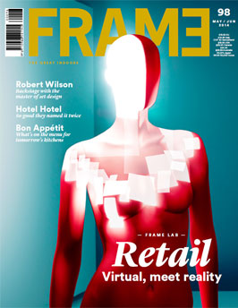 Cover of Frame online magazine