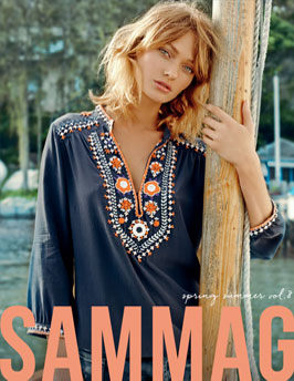Cover of Sammag online catalog