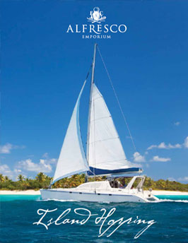 Cover of Alfresco Emporium online product catalog